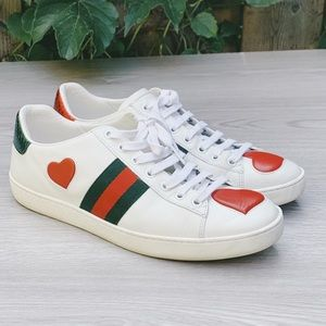 Women's Gucci Ace Embroidered sneaker